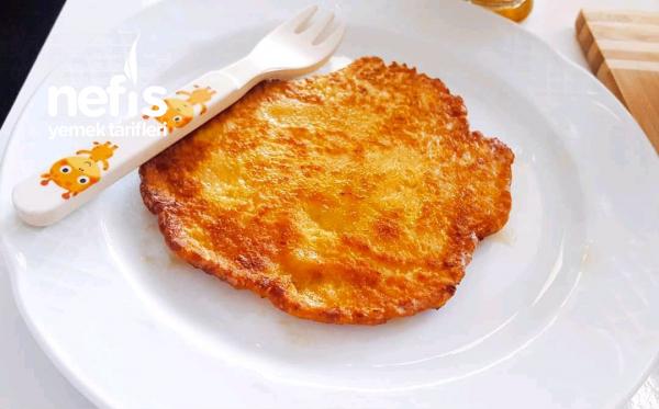 Havuçlu Kaşarlı Omlet (8+)