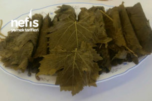 Üzüm Yaprağı Salamura Tarifi