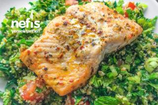 Etli Tabule Salatası Tarifi