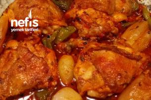Tavuk Pirzola (fırında) Tarifi