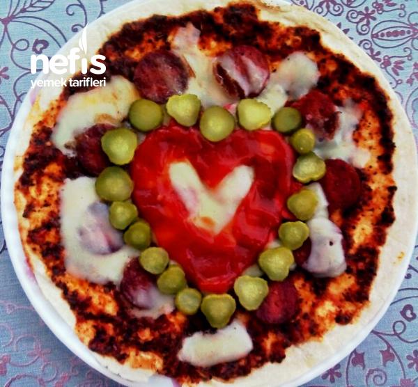 Carasau Pizza(lavaş Pizza)
