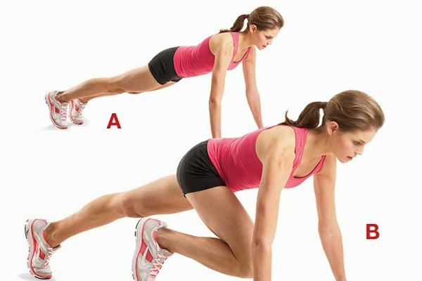 kilo vemek için egzersiz programı