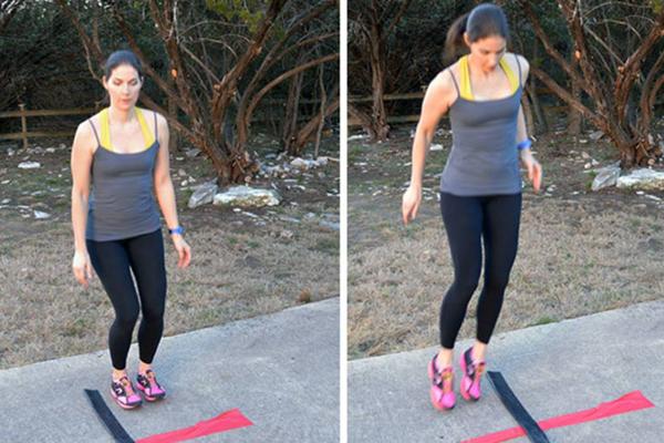 bacaklardan kilo verme egzersizleri