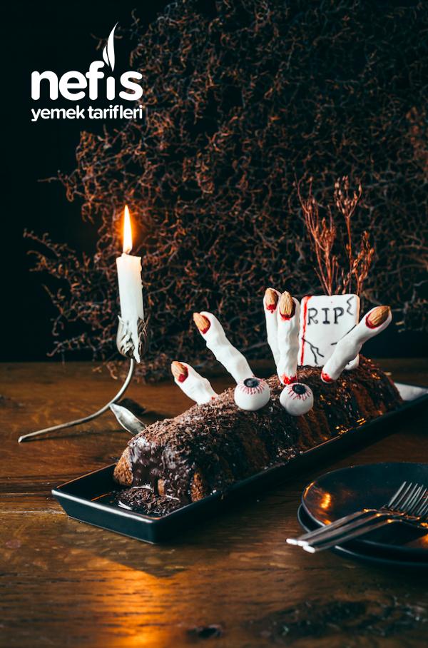 Hallowen Party Cake (çocuklarınız Bayılacak )