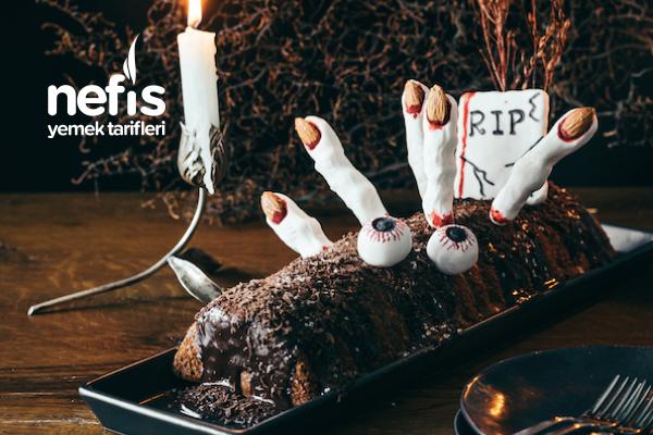 Hallowen Party Cake (Çocuklarınız Bayılacak ) Tarifi
