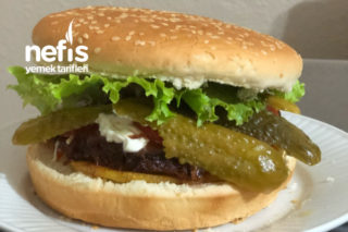 Hamburger Tarifi (İddia Ediyorum En Mükemmel Hamburger)