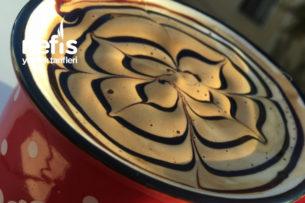 Nefis Sütlü Kahvem Tarifi