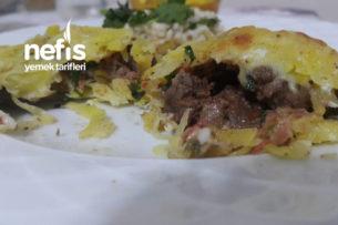 Etli Patates Topları Tarifi