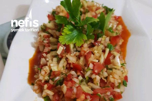 Tarçın'lı Mutfak Tarifi