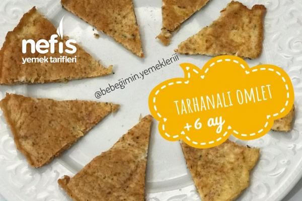 Tarhanalı Omlet Tarifi