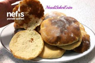 Tombik Ekmek (Pita Ekmeği) Tarifi