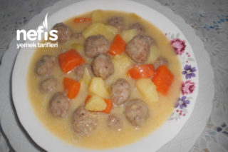 Bulgurlu Topalak Yemeği Tarifi