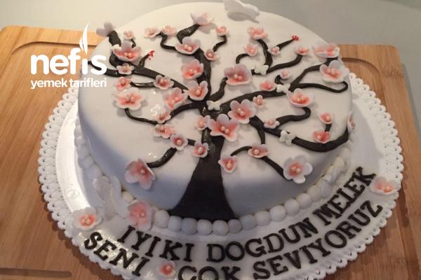 Dilek Ağacı Pastası Tarifi