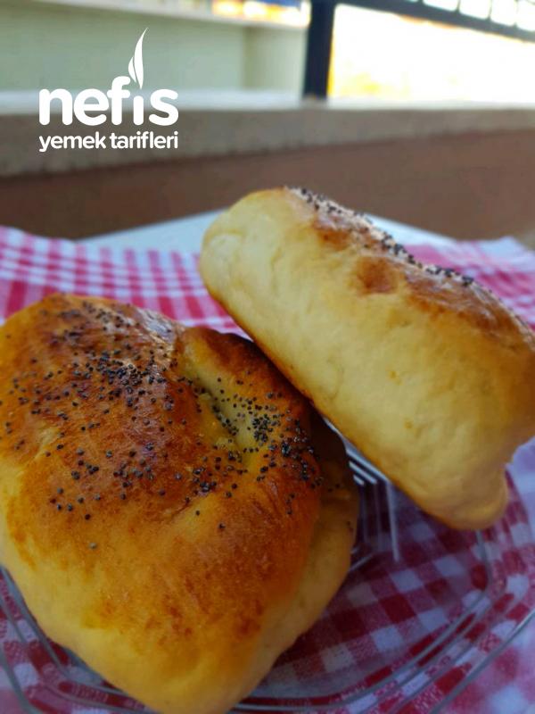 Pastane Puf Poğaça (denemeden Gecmeyjn)