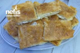 Peynirli Maden Sulu Börek Tarifi