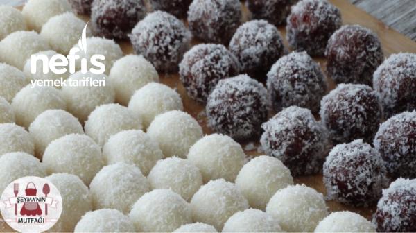 Raffaello Tarifi / Hindistan Cevizli Çikolata Nasıl Yapılır?