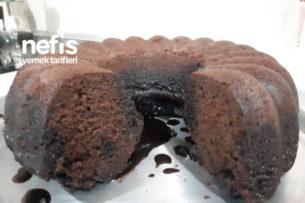 Yumuşacık Kakaolu Islak Kek Tarifi