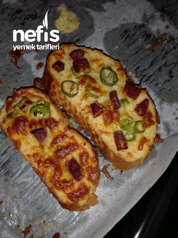 Pizza Ekmek