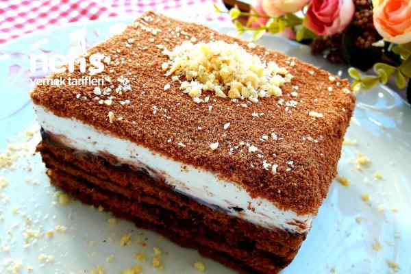 Tepsi Pastası (videolu) Tarifi