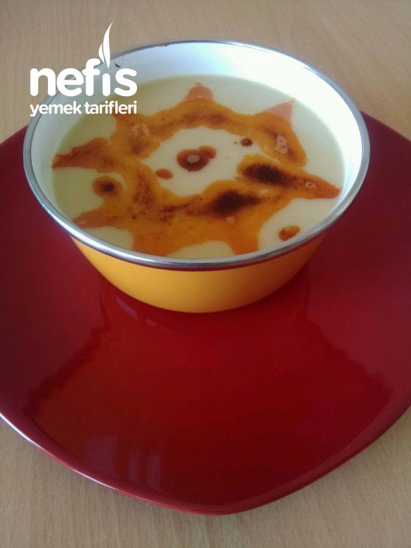 Tereyağlı Közlenmiş Patlıcan Çorbası ( Harika Lezzet )