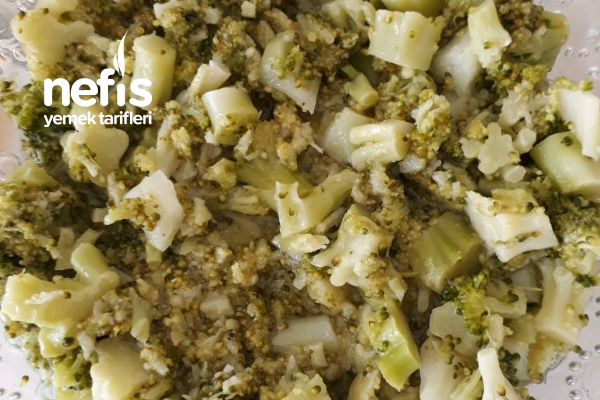 Brokoli Salatası Mis Mis