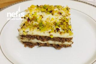Mozaik Pasta Tarifi
