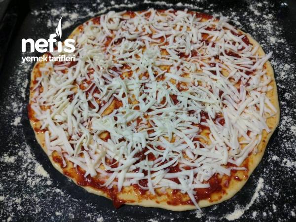 Pratik Pizza (Mayasız)