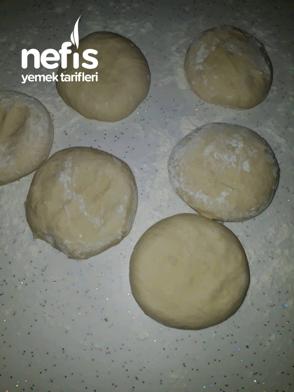 Tarif Sorduran El Açması Patatesli Börek