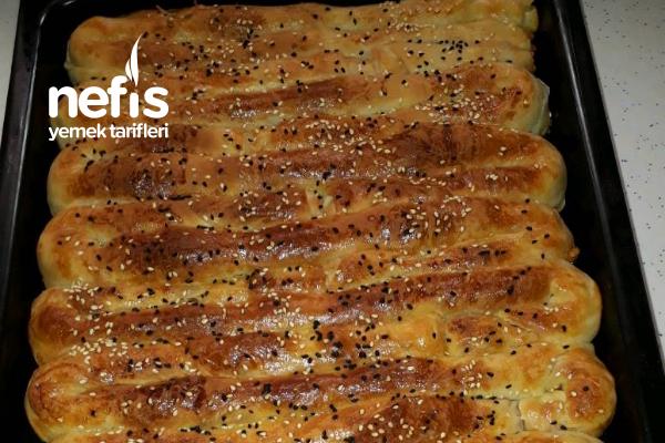 Tarif Sorduran El Açması Patatesli Börek Tarifi