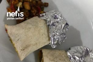 Tavuk Dürüm (Wrap) Tarifi