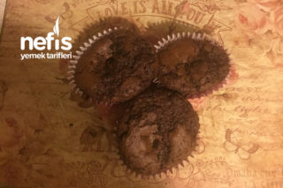 Çikolatalı Vişneli Muffins Tarifi