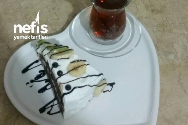Hazır Kek İle Pasta Tarifi