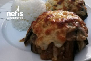 Tavuklu Patlıcan Bohçası Tarifi