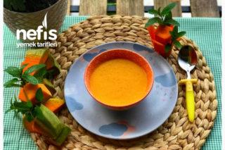 Balkabağı Çorbası (+6ay) Tarifi