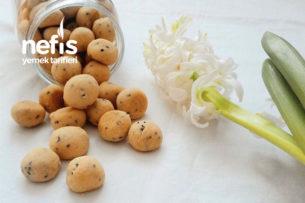 Çörek Otlu Mini Kurabiyeler Tarifi