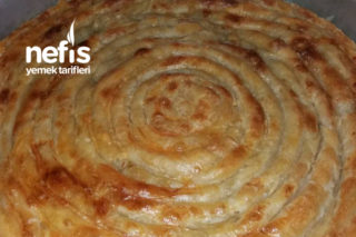 Enfes Çarşaf Böreği Tarifi