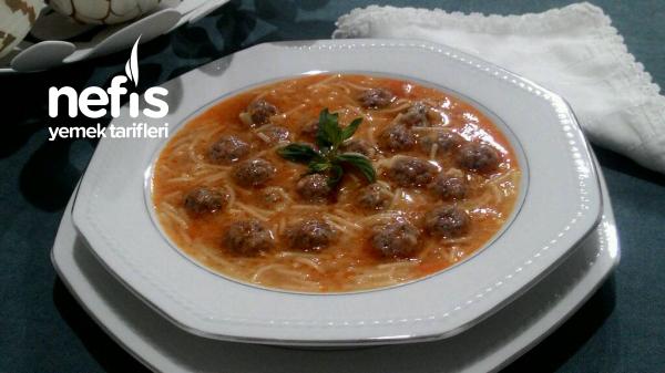 Erzincan Çorbası ( En Pratik Şekilde )