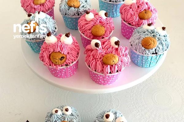 Kakaolu Pratik Cupcake Tarifi