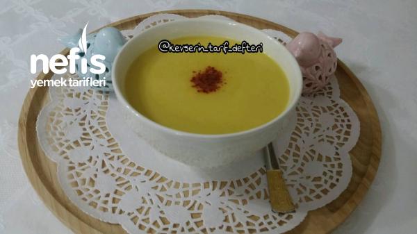 Mis Gibi Balkabağı Çorbası