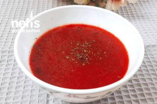 Pancar Çorbası (8+) Tarifi