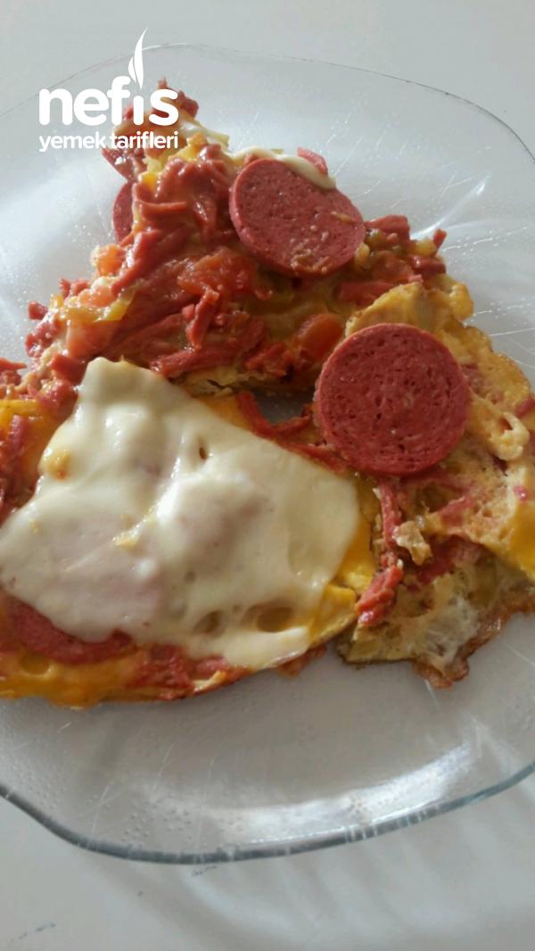 Patates Pizaa