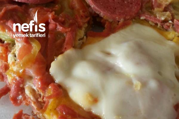 Patates Pizaa Tarifi