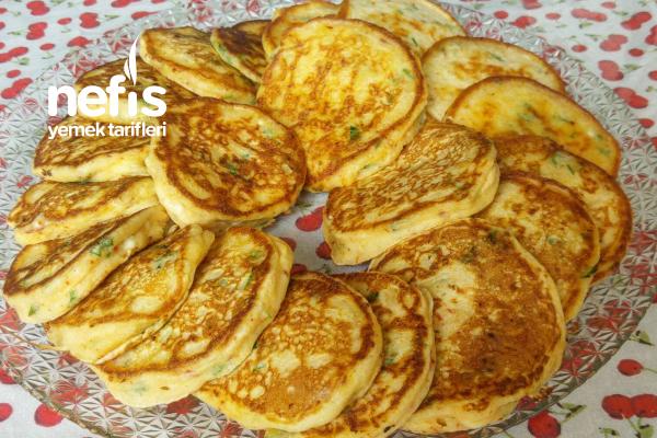 Peynirli Pankek