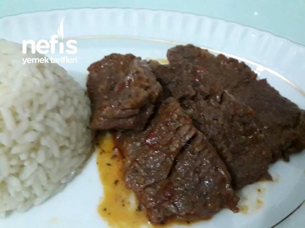 Soslu Biftek (püf Noktaları İle)