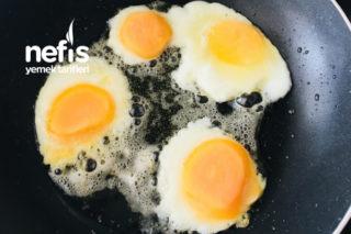Tek Yumurtadan 5 Adet Omlet Tarifi