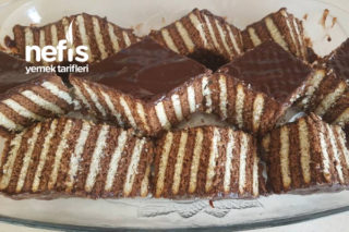 3 Malzemeli Pasta Tarifi
