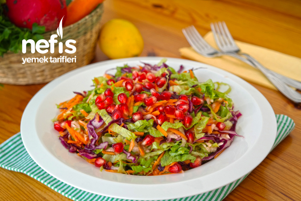 Karışık Kış Salatası