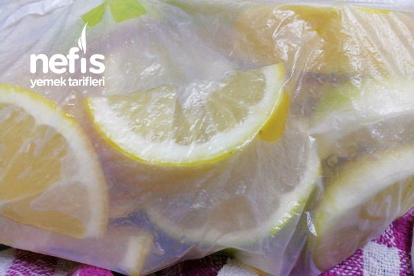 Dondurucuda Limon Sakla