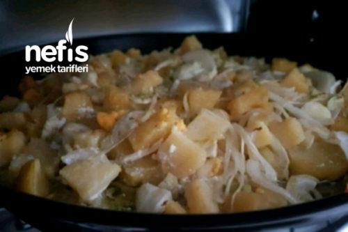 Fırında Enfes Patates Salatası Tarifi