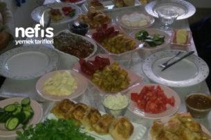 Kahvaltı Sofram Tarifi